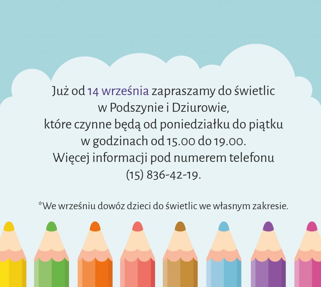 info swietlice