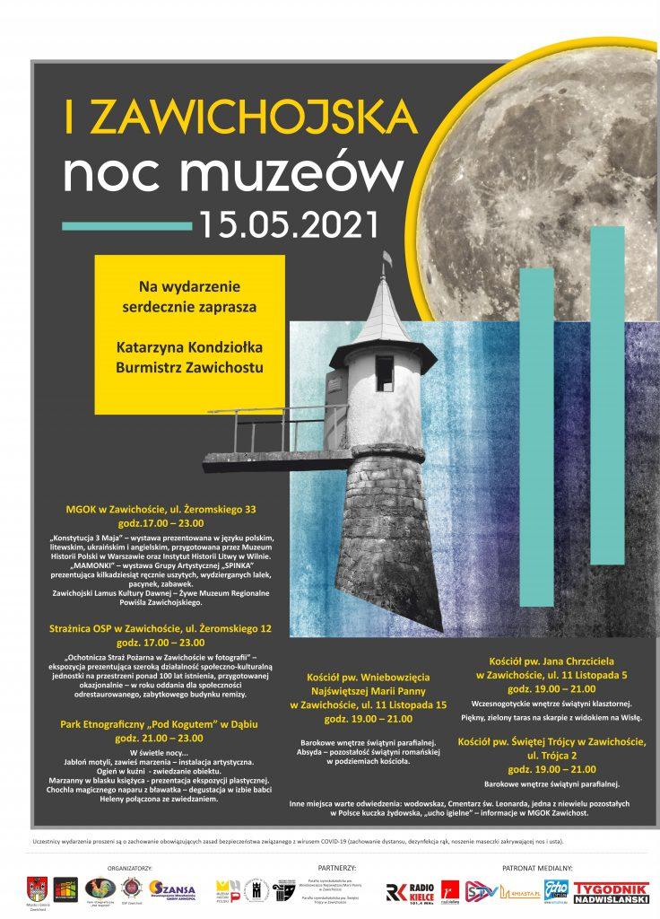 NOC MUZEUOW 2021